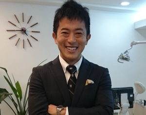 豊中市歯医者 増田英人自己紹介