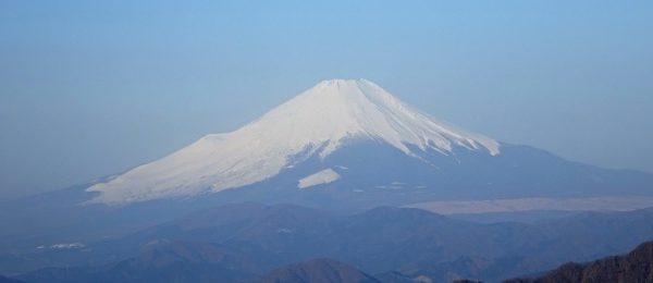 富士山の風景