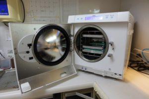 ヨーロッパ基準クラスB オートクレーブ 滅菌機 安心な歯科治療